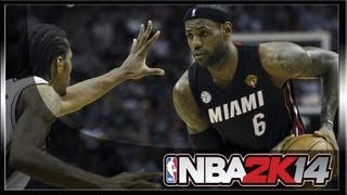 NBA 2K14 PC HD - Nuevos Controles