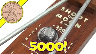 Shoot The Moon - Vintage Family Game, LPS-Dave Scores 5000!