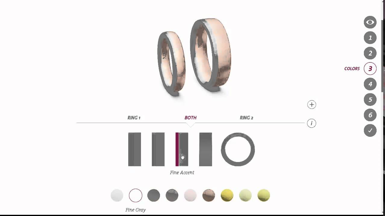 online for design wedding utah full jewellery unique set silicone rose cheap of ring gold engagement her size your own