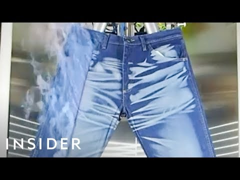 How Jeans Took Over the World