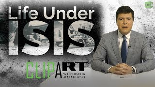 Life Under ISIS: ClipArt with Boris Malagurski