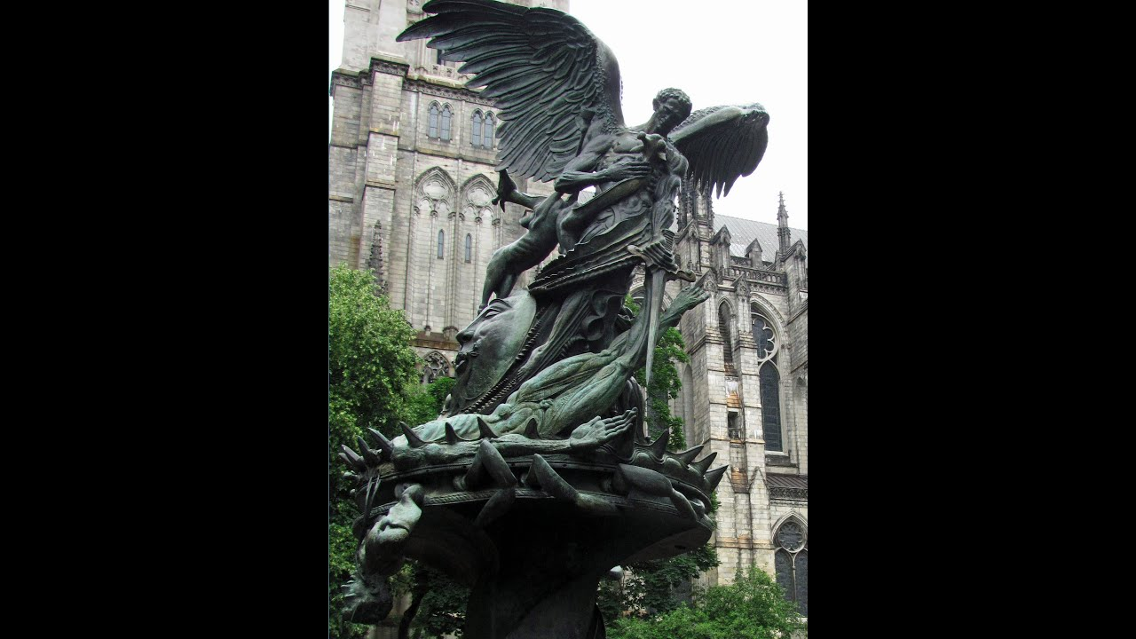 Image result for picture of peace fountain st john the divine