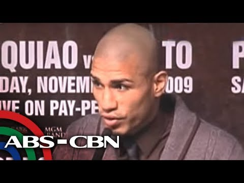 TV Patrol: Pacquiao won't have 7th world title - Cotto