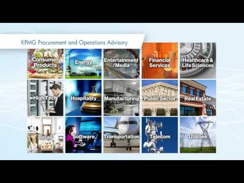 KPMG and Coupa: Making Procurement a Competitive Advantage