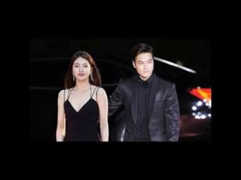 Lee Minho (28) admitted to dating Bae Suzy (20) (also Bae Suji) in March this year.