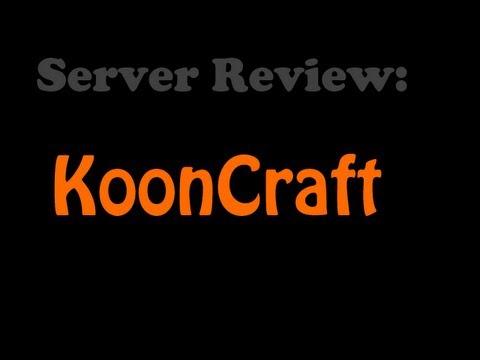 KoonKraft IP & Vote - Best Minecraft Server