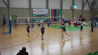 Левски - АРДА Кърджали 3:0 (Волейбол U15) - Финал