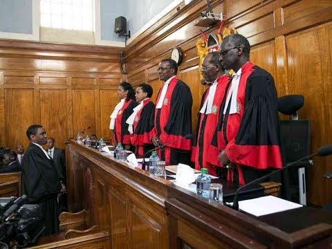SUPREME COURT RULING: Full ruling by Justice Jacktone Ojwang'