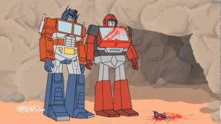 Cartoon Fails - Transformers Fail (LEGENDADO PT-BR)