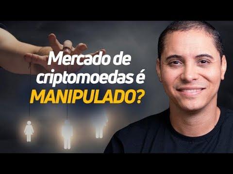 BITCOIN - O MERCADO DE CRIPTOMOEDAS É MANIPULADO? RODRIGO MIRANDA