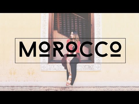 Travel Vlog: Meet Me in Morocco   HAUSOFCOLOR