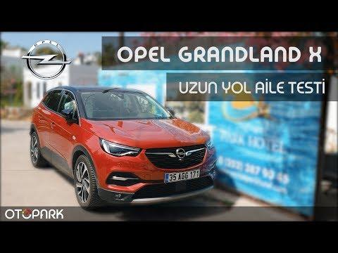 Opel Grandland X | Uzun Yolda TEST