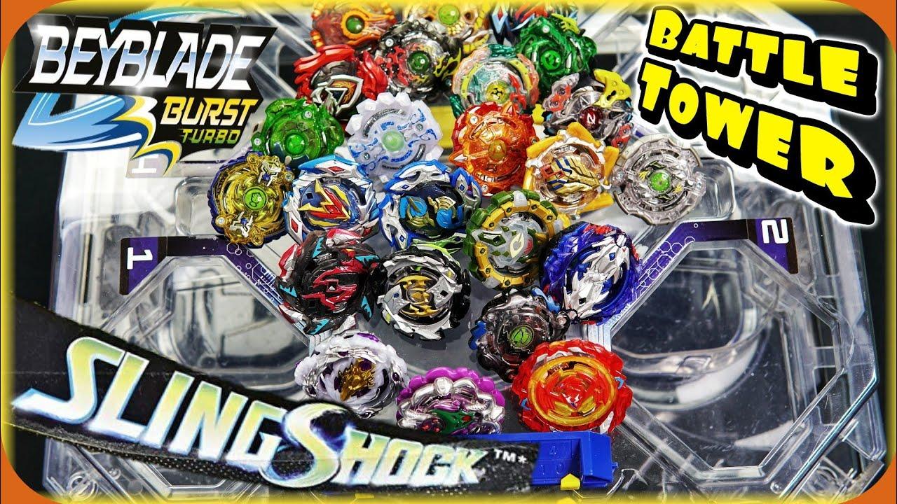 most hype beyblade burst turbo slingshock battles in the
