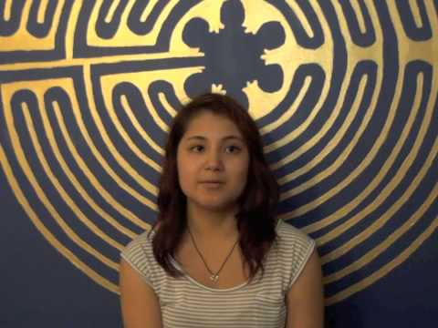 Face to Face Academy student talks about the benefits of Mindfulness/Yoga