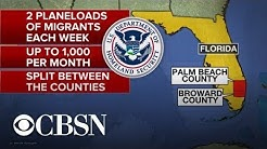 Trump admin. may send migrants to Democratic strongholds in Florida