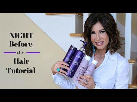 night-before- -hair-tutorial