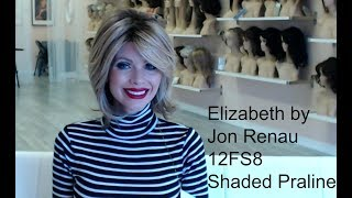 Video Jon Renau Elizabeth Wig Review by Haley's Designer Wigs download MP3, 3GP, MP4, WEBM, AVI, FLV Juni 2018