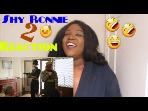 Shy Ronnie 2 Ronnie & Clyde feat Rihanna REACTION
