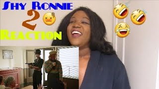 Shy Ronnie 2 Ronnie & Clyde feat Rihanna REACTION