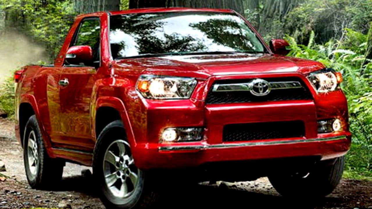 2013 toyota tacoma review  specifications redesign Exterior and