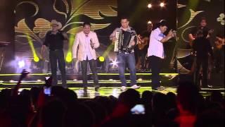 Trio Parada Dura e Leonardo - Cruz Pesada /  Cordão de Ouro (Vídeo Oficial) thumbnail