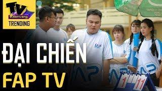 Cris Phan tham gia đại chiến FAP TV và ANTIFAN