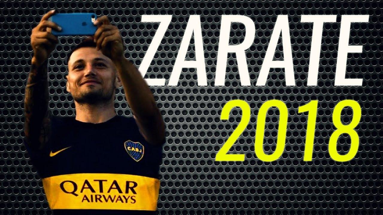 Mauro Zárate • 2018 • Boca Juniors • Magic Skills, Passes
