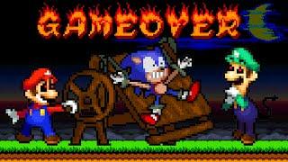 6 Pantallas de Game Over BRUTALES y MUY PERTURBADORAS en los Videojuegos - Pepe el Mago