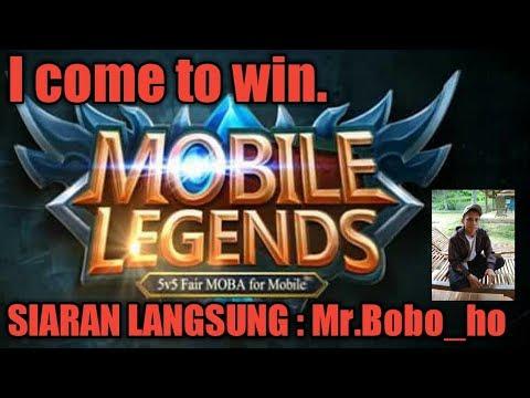 NATIONAL KONTES INDONESIA VS INDIA /MLBB MOBILE LEGEND LIVE BY BOBO_GAMING