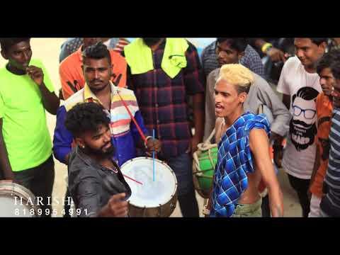 gana-harish-rowdy-song-dhamak-dhamala-dhamak-aata-tamil-gana-media