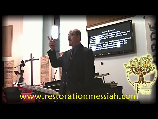 Repentance Amid Prayer & Prophecy - Daniel 9