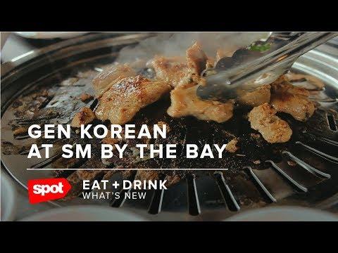 Gen Korean BBQ at SM Mall of Asia, Pasay