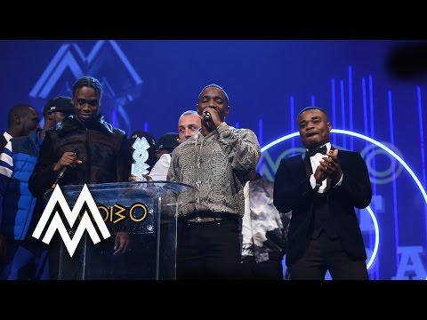 Krept and Konan   Hip Hop Act acceptance speech at MOBO Awards