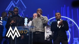 Krept and Konan | Best Hip Hop Act acceptance speech at MOBO Awards | 2015
