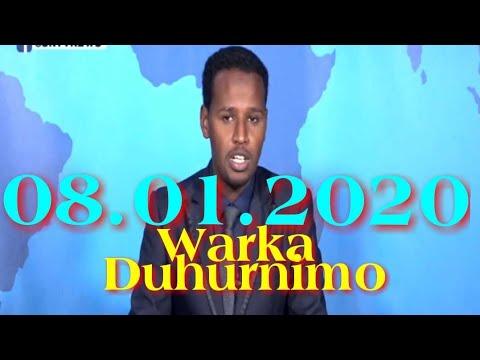 Warka Subaxnimo SNTV 08.01.2020