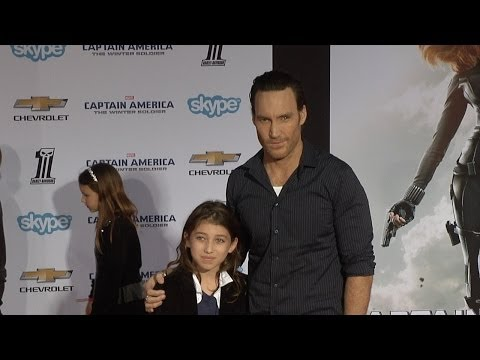 "Callan Mulvey JACK ROLLINS ""Captain America: The Winter Soldier"" World Premiere"