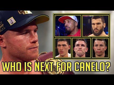 Who Is Next For Canelo Alvarez?