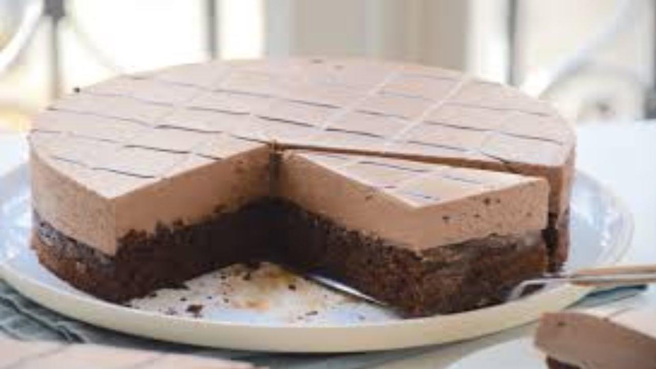 OUM WALID 2020 CAKE DESPACITO CARAMEL CHOCOLAT مطبخ ام وليد كيكة ديسباسيتو شوكولاطة سهل اقتصادي