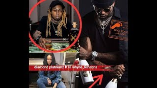 New diamond platnumz ft lil whyne ,rihanna new video allert ,teaser