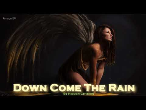 EPIC POP | ''Down Come The Rain'' by Hidden Citizens (Feat. Adam Christopher)