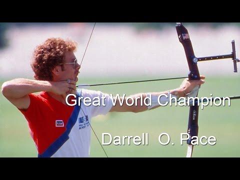 Great World Champion - Darrell O. Pace