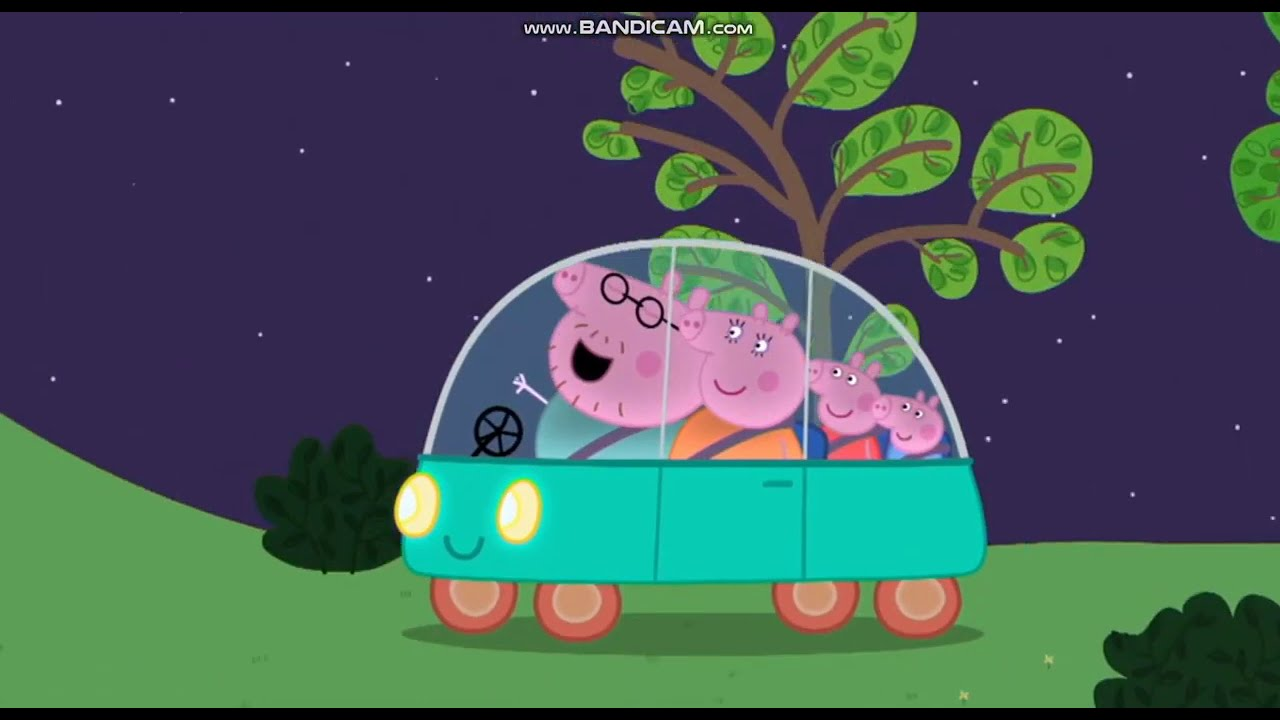Download Peppa Pig S06E39 The Electric Car