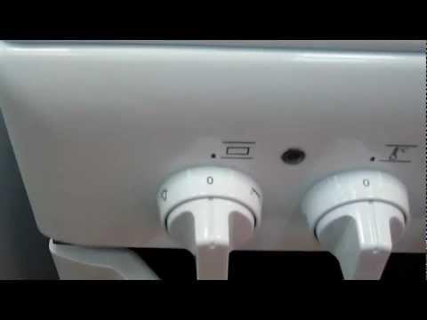 Как включить духовку индезит электрическая