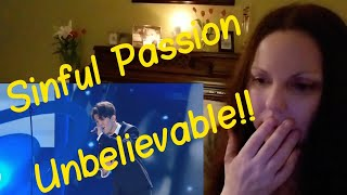 Dimash REACTION (Sochi performance Sinful Passion) Димаш Кудайберген - Грешная страсть , Новая Волна