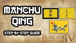 eu4 how to form manchu qing manchurian candidate achievement guide jianzhou tutorial
