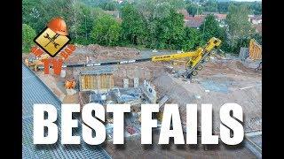 Baustelle lustig - Fail - Fun -SpaУŸ