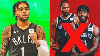 REBUILDING THE D'LO LEAD NETS WITH NO KD/KYRIE!