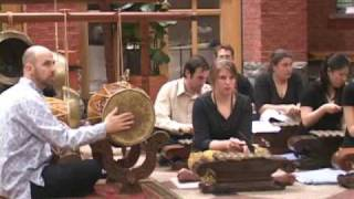 Cornell University Gamelan Ensemble Part 1
