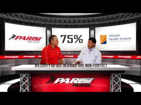 ACL Injuries Part 1 With Dr. Damion Martins