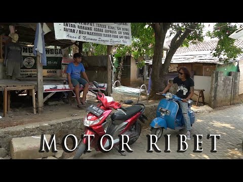Motor Ribet - Eps 8 (Parah Bener The Series)